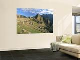 Macchu Pichu, Peru Posters by Gavin Hellier