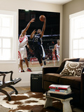 Memphis Grizzlies v Houston Rockets: Rudy Gay and Shane Battier Prints by Bill Baptist