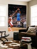 Dallas Mavericks v Miami Heat - Game One, Miami, FL - MAY 31: Jason Terry and Mario Chalmers Prints by Andrew Bernstein