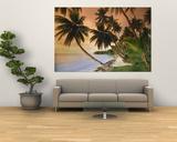 Blue Lagoon Resort Beach, Weno Centre, Mikronesien Kunstdrucke von John Elk III