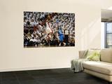 Dallas Mavericks v Miami Heat - Game One, Miami, FL - MAY 31: LeBron James and DeShawn Stevenson Prints by Andrew Bernstein