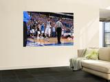 Miami Heat v Dallas Mavericks - Game Four, Dallas, TX -June 7: DeShawn Stevenson and Dwyane Wade Prints by Andrew Bernstein
