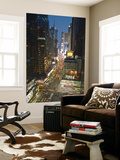 Broadway Looking Towards Times Square, Manhattan, New York City, USA Plakat af Alan Copson
