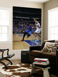 Oklahoma City Thunder v Dallas Mavericks - Game TwoDallas, TX - MAY 19: Kendrick Perkins and Tyson  Posters af Danny Bollinger