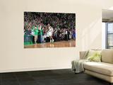 New York Knicks v Boston Celtics - Game One, Boston, MA - April 17: Ray Allen Prints