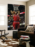 Chicago Bulls v Indiana Pacers - Game Four, Indianapolis, IN - APRIL 23: Derrick Rose Prints by Jonathan Daniel