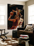 Cleveland Cavaliers v Miami Heat: Anderson Varejao and James Jones Poster by Issac Baldizon