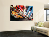 Times Square, New York City, USA Prints by Walter Bibikow