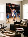 Minnesota Timberwolves v Phoenix Suns: Grant Hill and Wesley Johnson Prints by Barry Gossage