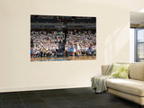 Oklahoma City Thunder v Memphis Grizzlies - Game Four, Memphis, TN - MAY 9: Greivis Vasquez and Rus Prints by Joe Murphy