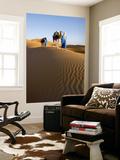 Merzouga, Erg Chebbi, Sahara Desert, Morocco Posters by Gavin Hellier