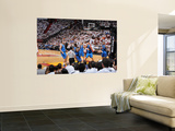 Dallas Mavericks v Miami Heat - Game Two, Miami, FL - JUNE 2: Dwyane Wade and Tyson Chandler Prints by Andrew Bernstein