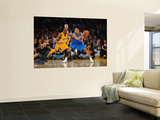 Dallas Mavericks v Los Angeles Lakers - Game One, Los Angeles, CA - MAY 2: Shawn Marion and Kobe Br Posters by Noah Graham