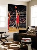 Houston Rockets v Sacramento Kings: Kevin Martin Prints by Rocky Widner