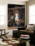 Milwaukee Bucks v Dallas Mavericks: Jose Juan Barea and Keyon Dooling Prints by Danny Bollinger