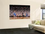 Dallas Mavericks v Miami Heat - Game Two, Miami, FL - JUNE 2: Dirk Nowitzki, Tyson Chandler and Chr Art by Andrew Bernstein