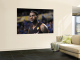 Miami Heat v Dallas Mavericks - Game Five, Dallas, TX -June 9: LeBron James Poster by Glenn James