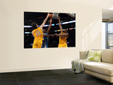 New Orleans Hornets v Los Angeles Lakers - Game Five, Los Angeles, CA - April 26: Carl Landry, Pau  Prints