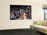 Dallas Mavericks v Miami Heat - Game One, Miami, FL - MAY 31: Dwyane Wade Prints by Mike Ehrmann
