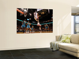 New Orleans Hornets v Miami Heat: LeBron James Posters by  Mike