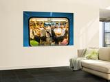 Peak Hour Commuters on Shanghai Metro, Line 2 Prints by Greg Elms