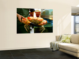 Large Crab at Chinese Restaurant, Chinatown Prints by Oliver Strewe