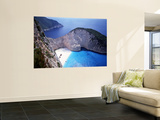 Navagio, Zante, Ionian Islands, Greece Prints by Danielle Gali