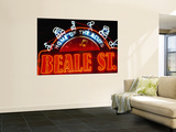 Neon Sign on Beale Street, Memphis, Tennessee Prints by Richard Cummins