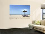 Beach in Palmarin, Near Luxury Hotel Royal Lodge Affiches par Christian Aslund