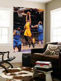 Dallas Mavericks v Los Angeles Lakers - Game Two, Los Angeles, CA - MAY 4: Andrew Bynum Prints by Andrew Bernstein