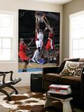 Portland Trail Blazers v Dallas Mavericks: Jason Terry and Rudy Fernandez Prints by Danny Bollinger