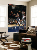 Charlotte Bobcats v Atlanta Hawks: Boris Diaw and Al Horford Prints by Scott Cunningham