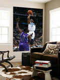Sacramento Kings v New Orleans Hornets: Chris Paul and Eugene Jeter Art by Layne Murdoch