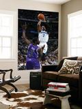 Sacramento Kings v New Orleans Hornets: Chris Paul and Eugene Jeter Art by Layne Murdoch