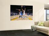 Dallas Mavericks v Oklahoma City Thunder - Game Three, Oklahoma City, OK - MAY 21: Jason Terry and  Poster by Joe Murphy