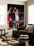 Houston Rockets v Sacramento Kings: Omri Casspi Art by Rocky Widner