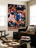 Minnesota Timberwolves v Phoenix Suns: Art by Barry Gossage