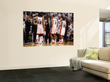 Dallas Mavericks v Miami Heat - Game One, Miami, FL - MAY 31: Erik Spoelstra Posters by Garrett Ellwood