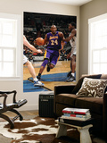 Los Angeles Lakers v Washington Wizards: Kobe Bryant and Al Thornton Prints by Andrew Bernstein