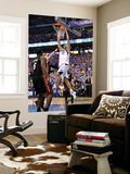 Miami Heat v Dallas Mavericks - Game Five, Dallas, TX -June 9: Dirk Nowitzki, LeBron James and Mike Art by Mike Ehrmann