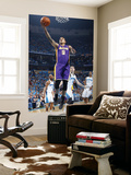 Los Angeles Lakers v New Orleans Hornets - Game Six, New Orleans, LA - APRIL 28: Matt Barnes and Ja Art by Layne Murdoch