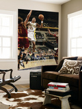 Cleveland Cavaliers  v Indiana Pacers: Brandon Rush and Anderson Varejao Prints by Ron Hoskins