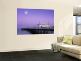Palace Pier, Brighton, East Sussex, England Prints by Rex Butcher
