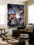 Dallas Mavericks v Miami Heat - Game Six, Miami, FL - June 12: LeBron James Prints by Garrett Ellwood