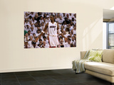 Dallas Mavericks v Miami Heat - Game One, Miami, FL - MAY 31: Chris Bosh Posters by Ronald Martinez