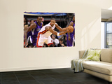 Sacramento Kings v Miami Heat, Miami, FL - February 22: Chris Bosh Posters by Mike Ehrmann