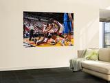 Dallas Mavericks v Miami Heat - Game Six, Miami, FL - June 12: Chris Bosh, Joel Anthony and LeBron  Prints by Andrew Bernstein
