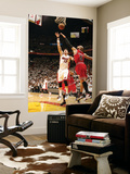 Chicago Bulls v Miami Heat - Game FourMiami, FL - MAY 24: Mike Miller and Carlos Boozer Prints by Issac Baldizon