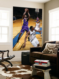 Los Angeles Lakers v Washington Wizards: Lamar Odom and Al Thornton Posters by  Ned