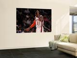 Boston Celtics v New York Knicks - Game Three, New York, NY - APRIL 22: Amar'e Stoudemire Posters by Nick Laham